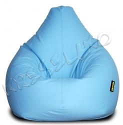 Кресло-мешок XL кожзам Zeus
