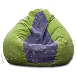 Кресло-груша S флок