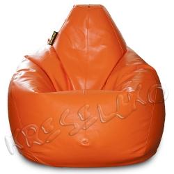Кресло-груша XL кожзам Рейнбоу