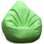 Кресло-груша Оксфорд XL зеленый