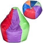 Кресло груша XL разноцвет