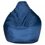 Кресло груша XL Синий