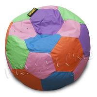 Пуф мяч Оксфорд Разноцвет